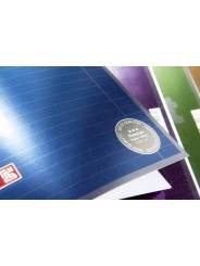 BRUNNEN Premium-Collegeblock · DIN A4 · Lineatur 27