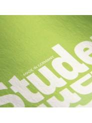 BRUNNEN Premium-Collegeblock · DIN A4 · Lineatur 20 · blanko
