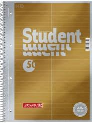 BRUNNEN Premium-Collegeblock · DIN A4 · Vokabellineatur 53