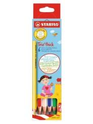 STABILO® Dreikant-Buntstift...