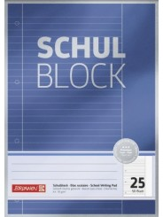 BRUNNEN Schulblock · DIN A4...