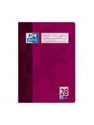 Oxford Schulheft A5 · Lineatur 28 · 90 g/m² · 16 Blatt