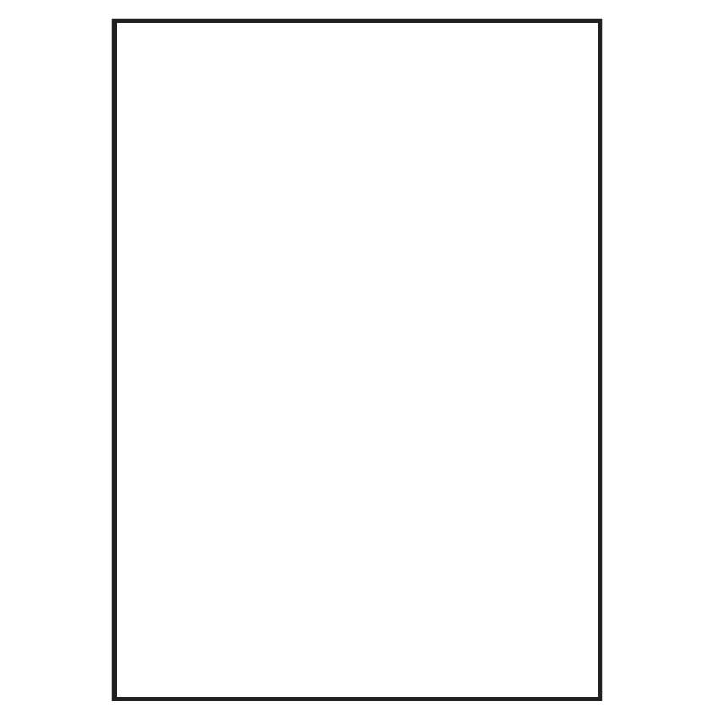 Landré Landré Zeichenblock · A3 · 10 Blatt · 100 g/m²