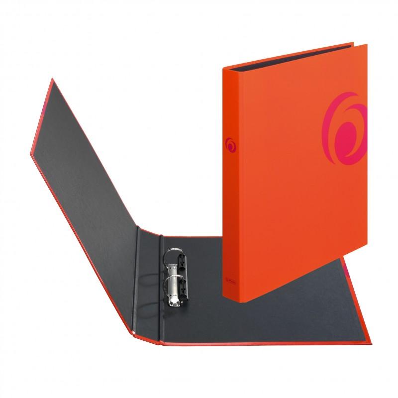 Herlitz Ringbuch · maX.file · Fresh Colour · A4 · orange