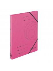 Herlitz Ringbuch / Ringhefter · colorspan · A4 · schmal · fuchsia