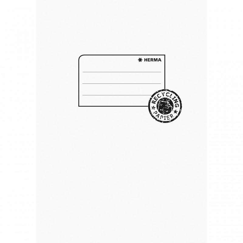 HERMA Heftschoner · Papier · A5 · weiß