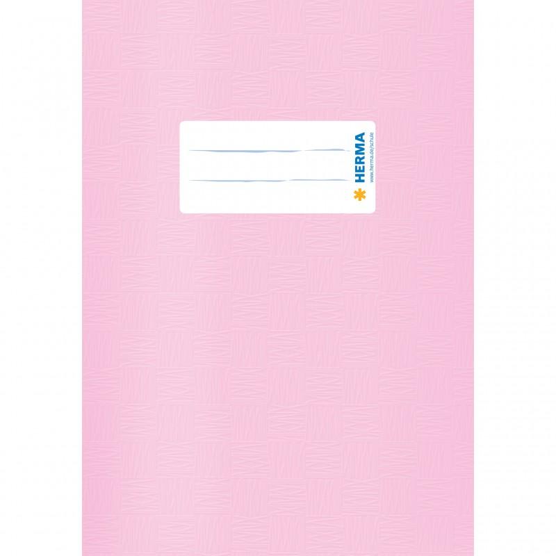 HERMA Heftschoner · PP · A5 · gedeckt · rosa