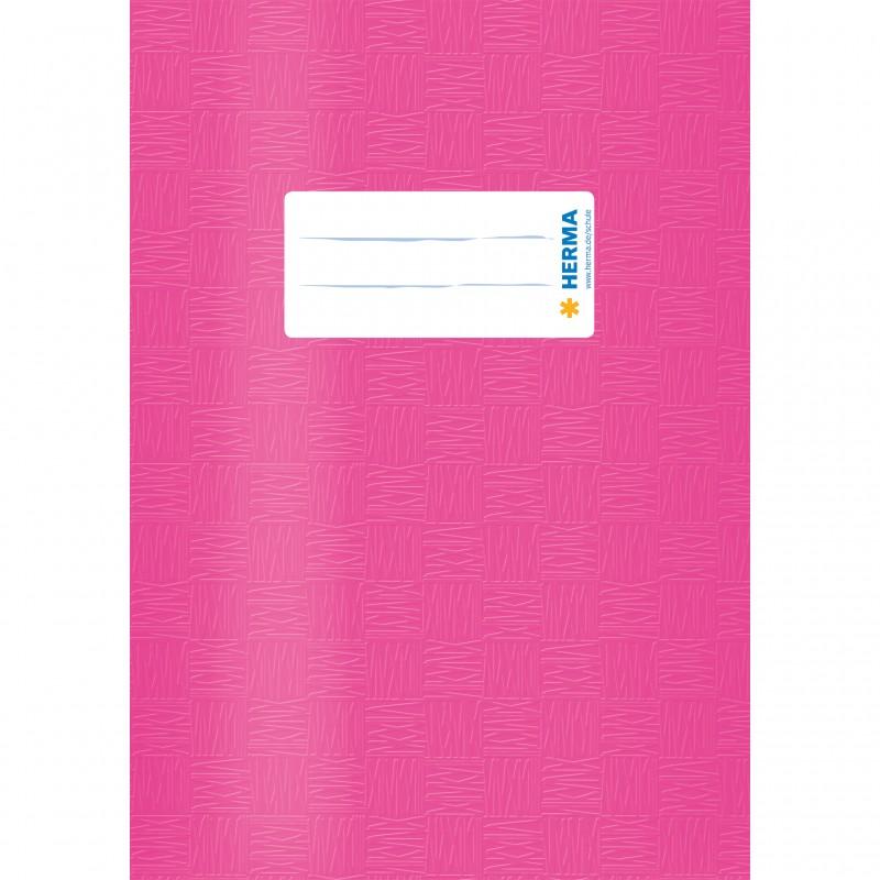 HERMA Heftschoner · PP · A5 · gedeckt · pink