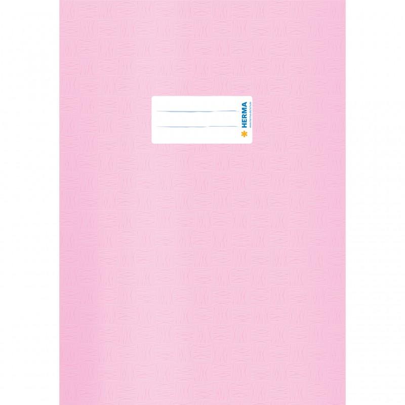 HERMA Heftschoner · PP · A4 · gedeckt · rosa
