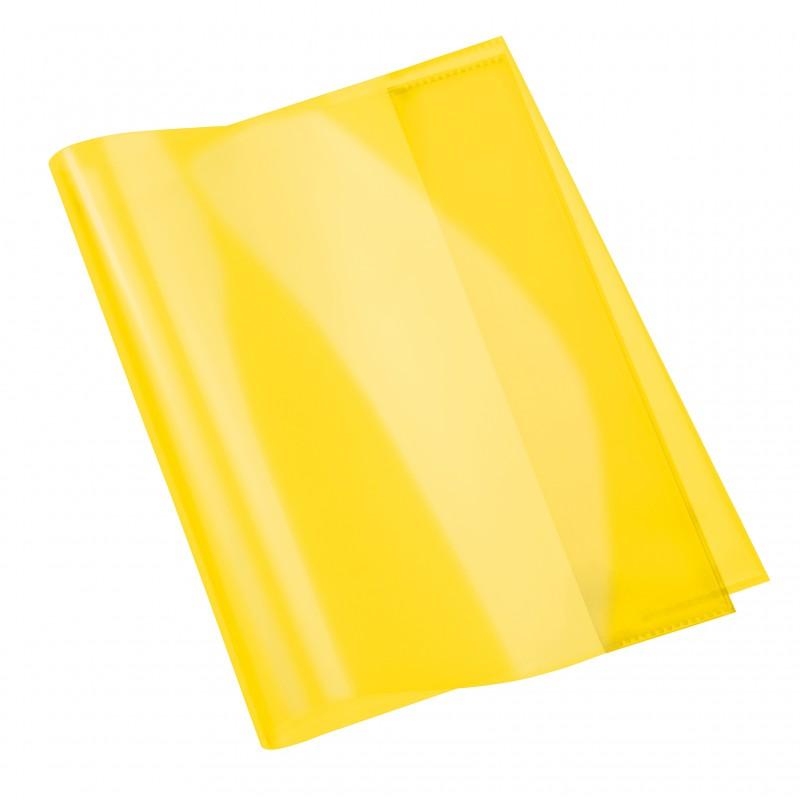 HERMA Heftschoner · Transparent PLUS · A4 · gelb