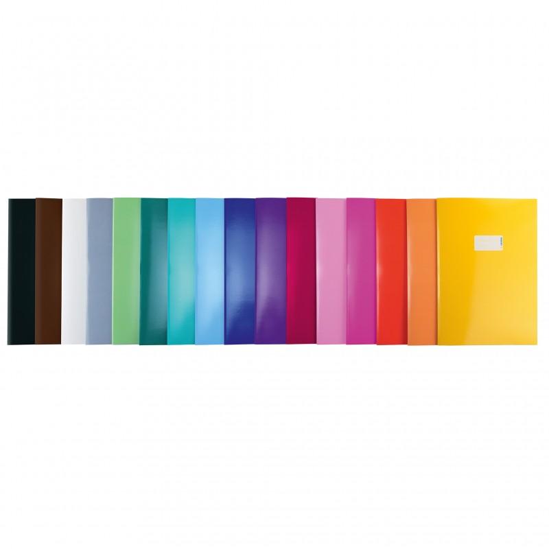 HERMA Karton-Heftschoner · A4 · violett