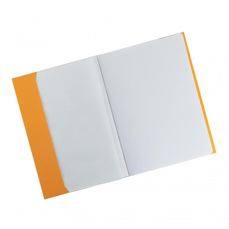 HERMA Karton-Heftschoner · A5 · orange