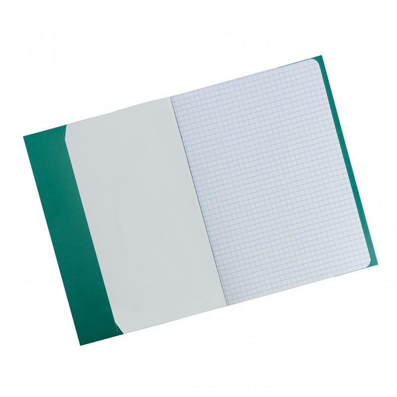 HERMA Karton-Heftschoner · A5 · dunkelgrün