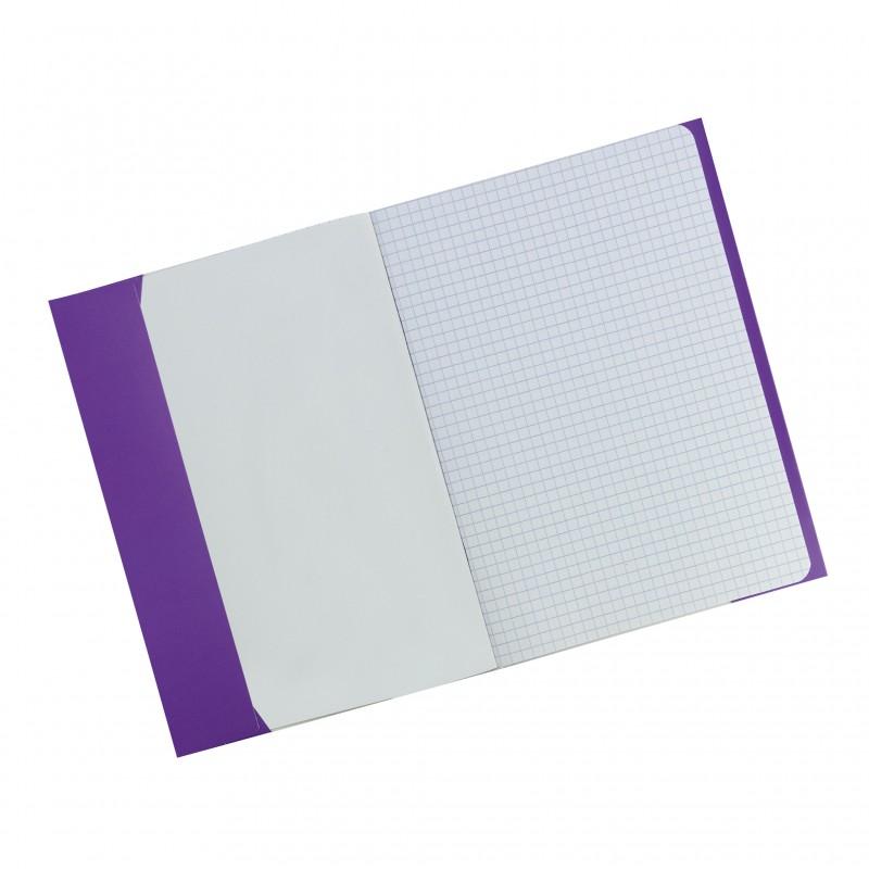 HERMA Karton-Heftschoner · A5 · violett