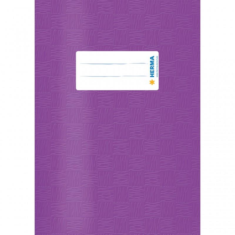 HERMA Heftschoner · PP · A5 · gedeckt · violett