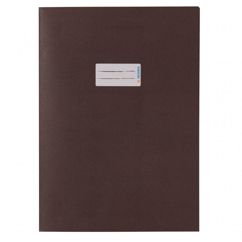 HERMA Heftschoner Papier A4 braun