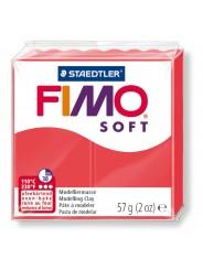 FIMO® soft ofenhärtende STAEDTLER® Modelliermasse - 57g - flamingo - 8020-40
