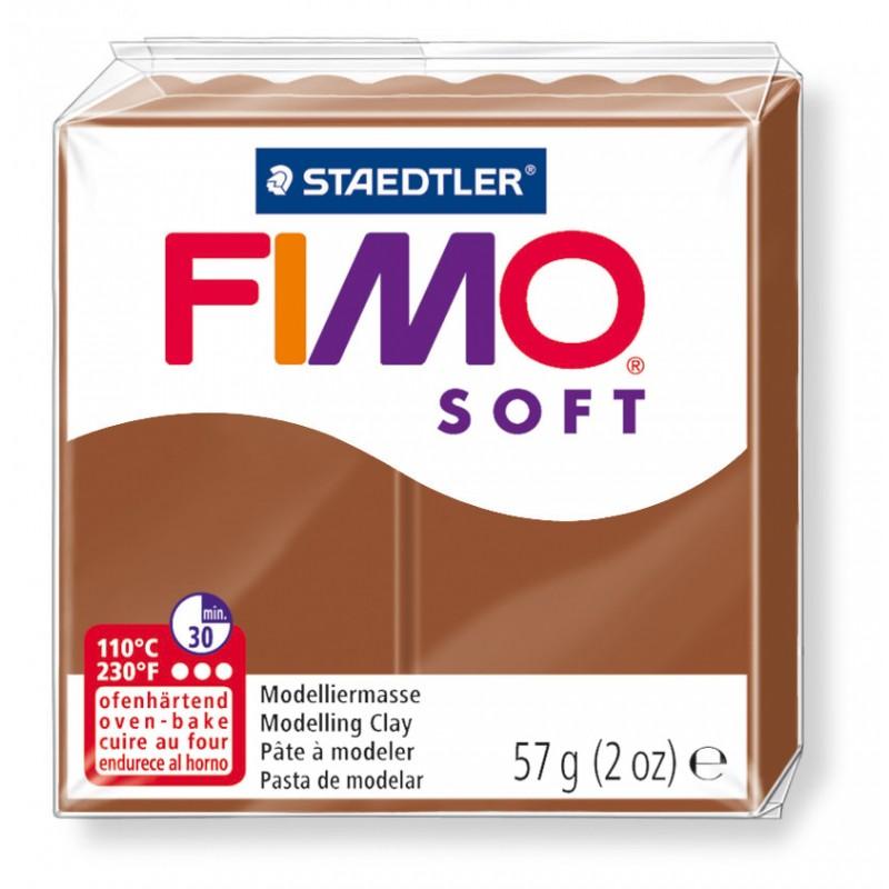 FIMO® soft ofenhärtende STAEDTLER® Modelliermasse - 57g - caramel - 8020-7