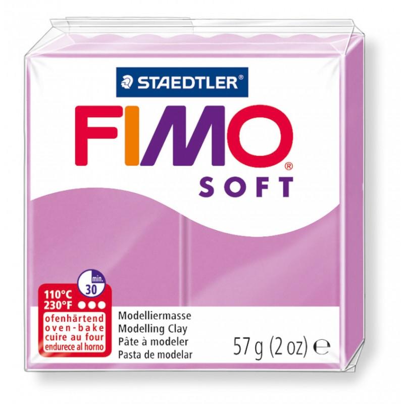 FIMO® soft ofenhärtende STAEDTLER® Modelliermasse - 57g - lavendel - 8020-62