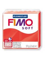 FIMO® soft ofenhärtende STAEDTLER® Modelliermasse - 57g - indischrot - 8020-24