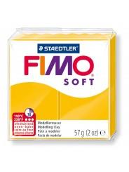 FIMO® soft ofenhärtende STAEDTLER® Modelliermasse - 57g - sonnengelb - 8020-16