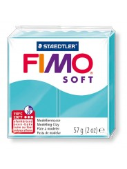FIMO® soft ofenhärtende STAEDTLER® Modelliermasse - 57g - pfefferminz - 8020-39