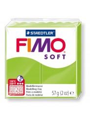 FIMO® soft ofenhärtende STAEDTLER® Modelliermasse - 57g - apfelgrün - 8020-50