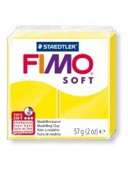 FIMO® soft ofenhärtende STAEDTLER® Modelliermasse - 57g - limone- 8020-10