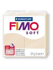 FIMO® soft ofenhärtende STAEDTLER® Modelliermasse - 57g - sahara beige - 8020-70