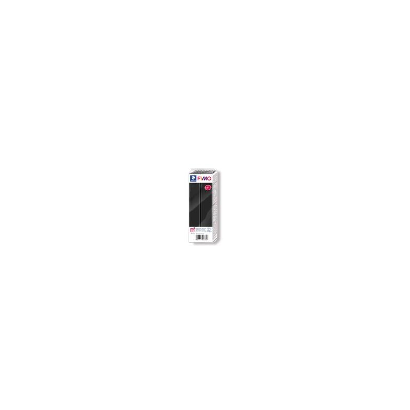 FIMO® soft ofenhärtende STAEDTLER® Modelliermasse - Großblock 454g - schwarz - 8021-9