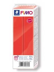 FIMO® soft ofenhärtende STAEDTLER® Modelliermasse - Großblock 454g - indischrot - 8021-24