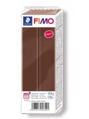 FIMO® soft ofenhärtende STAEDTLER® Modelliermasse - Großblock 454g - schoko - 8021-75
