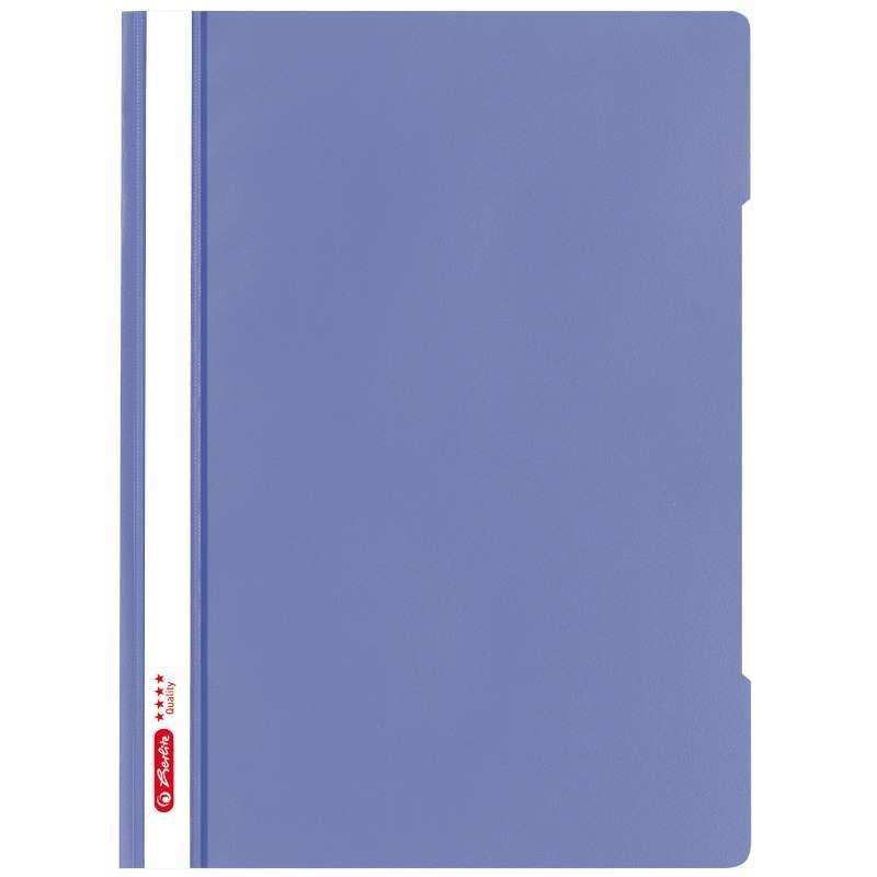 Herlitz Schnellhefter 'Quality' · DIN A4 · violett